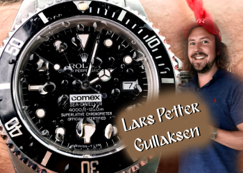 Intervju: Rolex Sea-Dweller COMEX i særklasse!