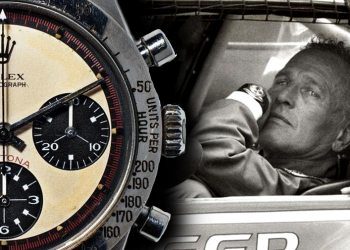 Paul Newman & Rolex Daytona