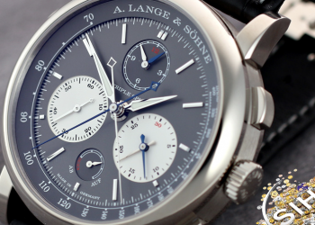 "Hands On: A. Lange Söhne ""Triple Split"""