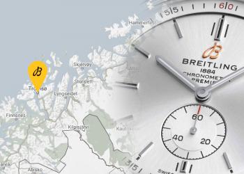 Færre norske forhandlere av Breitling!?