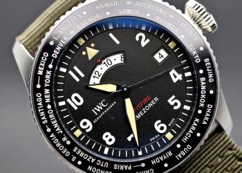 Hands On: IWC fornyer Spitfire-kolleksjonen!