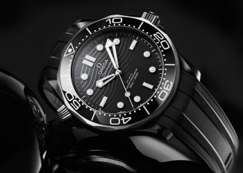 Omega Seamaster Diver 300M Ceramic-Titanium