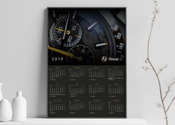 Kjøp årets tøffeste kalender!