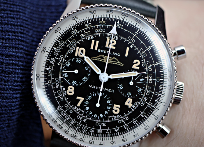 Hands On: Breitling Navitimer Ref. 806 1959 Re-Edition